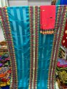 African Satin Patta n dira dira Embroidery
