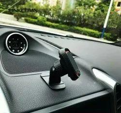 Black ABS Plastic Mobile magnetic Phones Holder, Model Name/Number: Mazu