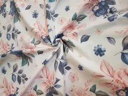 Poly Cotton Fabric Printing