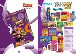 Robo's Yahoo Crackers Gift Box