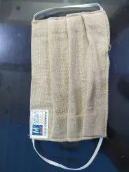 Number of Layers: 2 Layer Reusable Khadi Mask