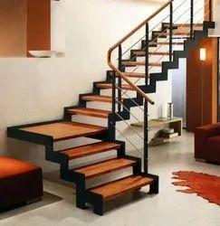Mild Steel M.s. Stair