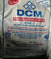 DCM Stable Bleaching Powder, Packaging Size: 25 Kg