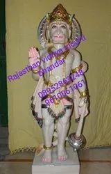 Shri Balaji Marble Statue