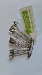 Enny Polished Premium Safety Pin