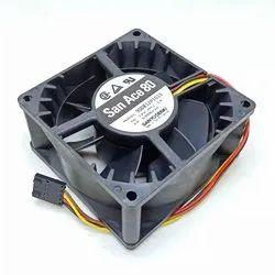 SanAce Cooling Fan 9G0812P1G13 12V 1.1A 80x38 High Air Volume 4PIN PWM Server Cooling Fan