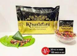 Egg Less Khurafati Mouth Freshener, Beans