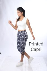 Printed Capri