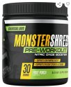 Monster Shred Preworkout Supplement, 200grm