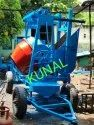 Half Bag Lift Concrete Mixer