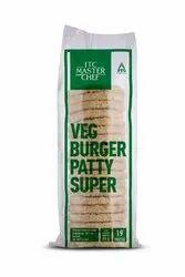 Ready To Cook Veg Burger Patty
