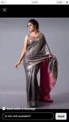 Silk Saree, 6.3 m (with blouse piece)