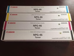 Canon NPG - 46 Toner Cartridge