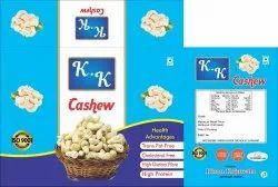 Super white premium cashew