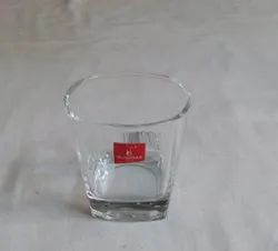 Transparent Water Glass, For Home, Capacity: 170ml