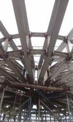 Structural Steel Fabricators, in delhi, Industry/Application: Construction