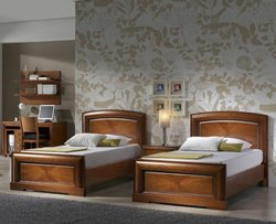 Made Royals Brown Teak Wood kids bed