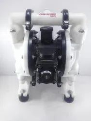 1/2 Polypropylene Air Operated Double Diaphragm Pump