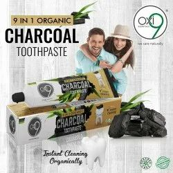 Oxi9 Charcoal Toothpaste