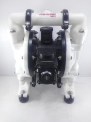 3 PP Air Operated Double Diaphragm Pump