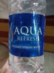 Water Bottle Lable