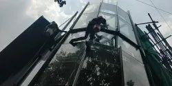 Facade/Glass Glass Facade Cleaning Services