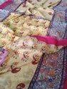 Pure Mulberry Silk Digital Printed Sarees