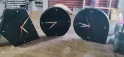 Digital Black Table Watch, Size: 6 Inch