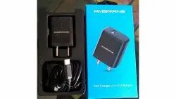 1 M Ambrane AWC-65 Mobile Charger