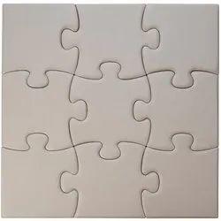 Custom Leather Tiles, For Flooring