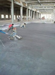 5000 Commercial Building VACCUM DEWATERED FLOORING, 10 Years