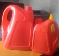 Green HDPE Jerry Can
