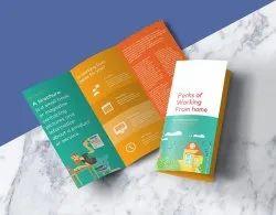 Paper Pamphlet Flyer Printing Service