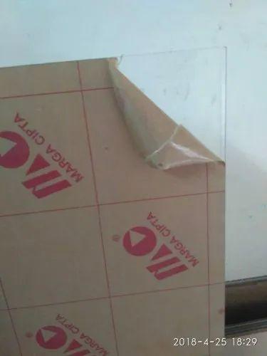 Transparent Acrylic Plastic Sheet