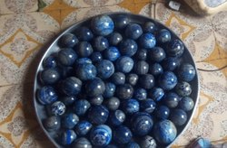 Round Lapsi Lazuli Balls Spheres