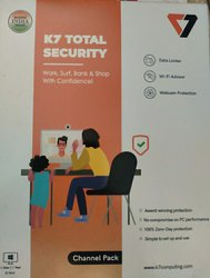 K7 Total Security 5 Users 1 Year pack