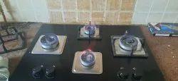 Black Serving Provider Kitchen Appliances, For Service provide