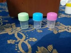 2.5ML PLASTIC BOTTLE(1/2 DRAM)