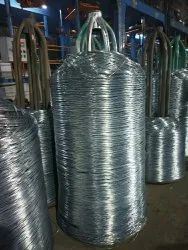 Indian 8 Gage Galvanised hot deep wire, 100 Kg