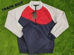 SANHOK 4 to 6 Sports Ns Lycra Tracksuit, Size: M to xxl