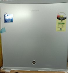 1 star Silver Kelvinator Refrigerator, Single Door, Capacity: 45 Litre