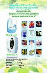 HLT Vegetables Purifier Ozonizer