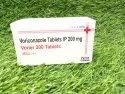 Vorier 200 Mg Tablet