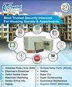 Crystal Building Intercom System