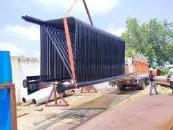 Sun Boilers Mild Steel Waterwall for boiler, Water Wall Membrane