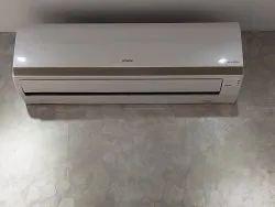 Hitachi Inverter air conditioner, Capacity: 1tr