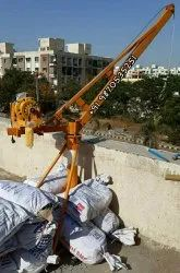 Construction Material Lifting Machine