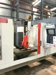 Rambaudi Used CNC Bed Type Milling Machine, Model Name/Number: Versatile 400