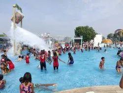 40x60 Meter Water Park