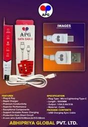 APG Data Cable For Charging
